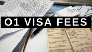O1 Visa Fees