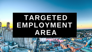 Targeted Employment Area
