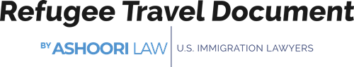 Michael Ashoori Law - Refugee Travel Document Logo