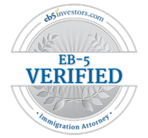 EB-5 Verified Immigration Attorney