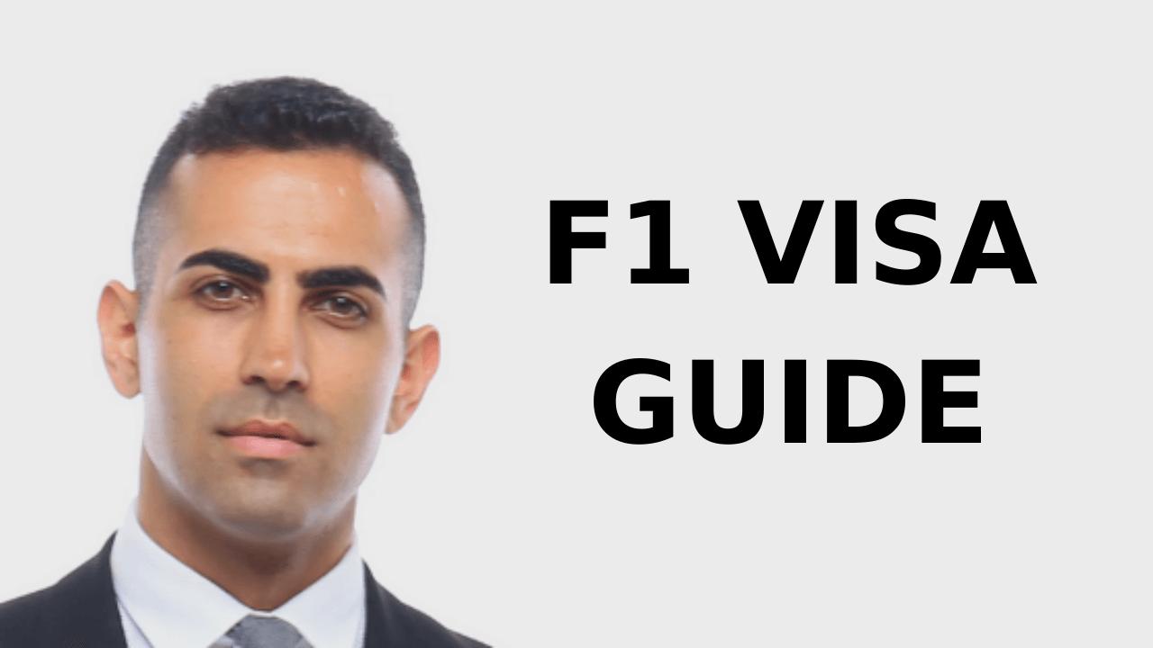 F1 Visa Guide