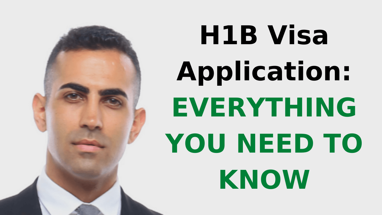 H1B Visa Application_ Everything You Need to Know