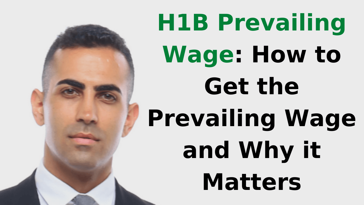How to Get the Prevailing Wage and Why it Matters