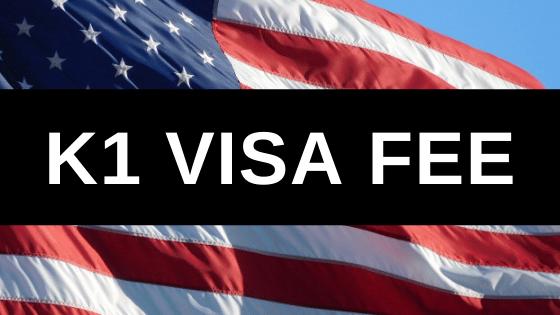 K1 Visa Fee