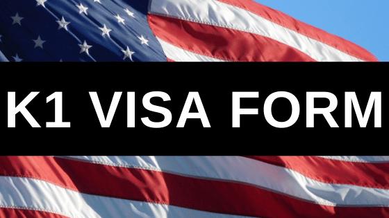 K1 Visa Form